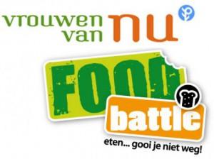 food battle Vrouwen van Nu